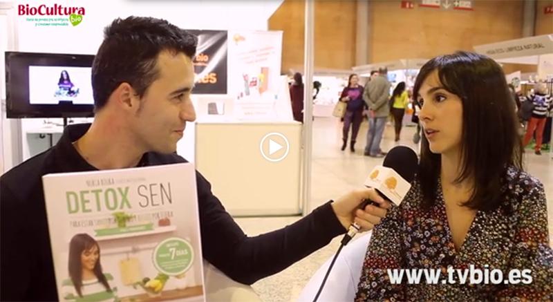Entrevista BioCultura Sevilla con Tv Bio